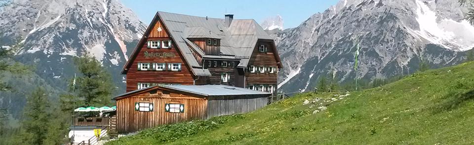 Auszeit in den Bergen mit Biografie-Coaching